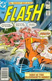 Cover Thumbnail for The Flash (DC, 1959 series) #287