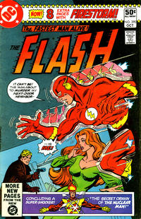 Cover for The Flash (DC, 1959 series) #290 [Direct Sales]
