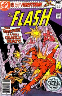 Cover Thumbnail for The Flash (DC, 1959 series) #291 [Newsstand Edition]