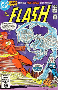 Cover Thumbnail for The Flash (DC, 1959 series) #297 [Direct Sales]