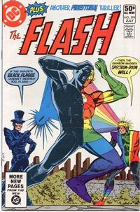 Cover Thumbnail for The Flash (DC, 1959 series) #299