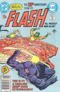 Cover for The Flash (DC, 1959 series) #300 [Direct Sales]