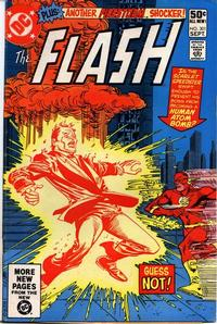 Cover Thumbnail for The Flash (DC, 1959 series) #301 [Direct]