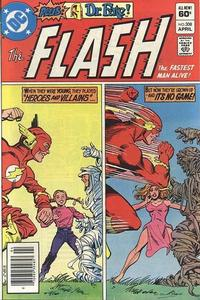 Cover Thumbnail for The Flash (DC, 1959 series) #308