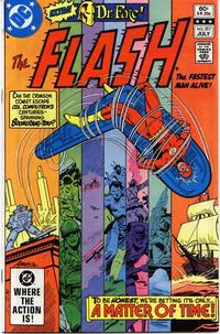 Cover for The Flash (DC, 1959 series) #311 [Direct Sales]