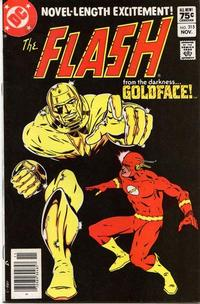 Cover for The Flash (DC, 1959 series) #315 [Direct Edition]