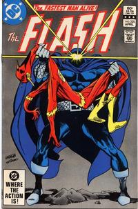 Cover Thumbnail for The Flash (DC, 1959 series) #320 [Direct-Sales]