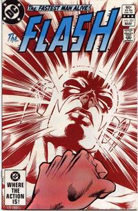 Cover Thumbnail for The Flash (DC, 1959 series) #321 [Direct-Sales]