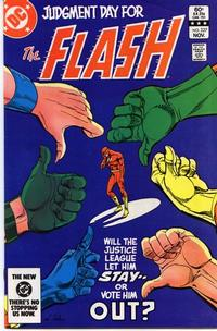 Cover Thumbnail for The Flash (DC, 1959 series) #327 [Direct-Sales]