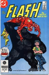 Cover Thumbnail for The Flash (DC, 1959 series) #330 [Direct-Sales]