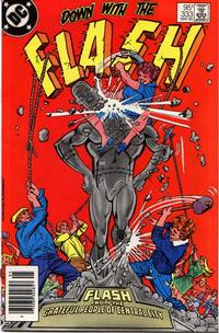 Cover Thumbnail for The Flash (DC, 1959 series) #333 [Canadian newsstand]