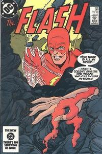 Cover Thumbnail for The Flash (DC, 1959 series) #336 [direct-sales]