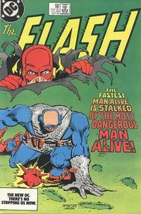 Cover for The Flash (DC, 1959 series) #338 [direct-sales]