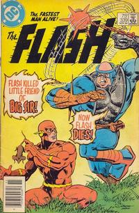 Cover Thumbnail for The Flash (DC, 1959 series) #339 [newsstand]