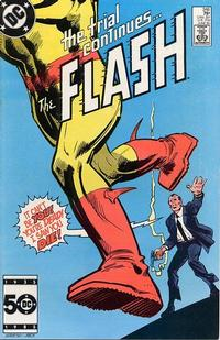 Cover Thumbnail for The Flash (DC, 1959 series) #346 [Direct Sales Variant]