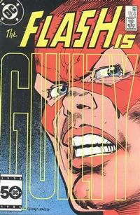 Cover Thumbnail for The Flash (DC, 1959 series) #348 [Direct]