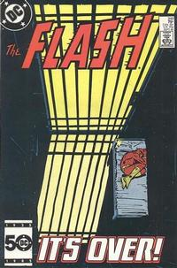 Cover Thumbnail for The Flash (DC, 1959 series) #349 [Direct Sales]