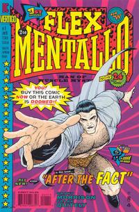 Cover Thumbnail for Flex Mentallo (DC, 1996 series) #1