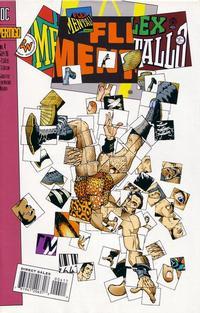 Cover Thumbnail for Flex Mentallo (DC, 1996 series) #4