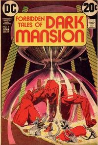 Cover Thumbnail for Forbidden Tales of Dark Mansion (DC, 1972 series) #7