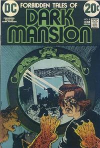 Cover Thumbnail for Forbidden Tales of Dark Mansion (DC, 1972 series) #8