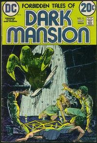 Cover Thumbnail for Forbidden Tales of Dark Mansion (DC, 1972 series) #11