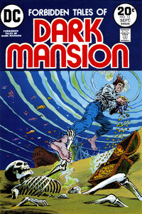 Cover Thumbnail for Forbidden Tales of Dark Mansion (DC, 1972 series) #12