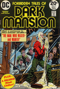Cover Thumbnail for Forbidden Tales of Dark Mansion (DC, 1972 series) #13
