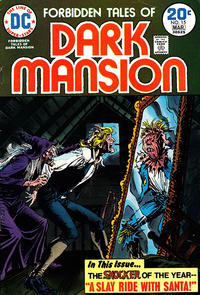 Cover Thumbnail for Forbidden Tales of Dark Mansion (DC, 1972 series) #15