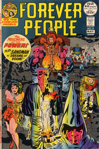 Cover Thumbnail for The Forever People (DC, 1971 series) #8