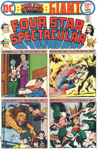 Cover Thumbnail for Four Star Spectacular (DC, 1976 series) #1