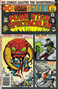 Cover Thumbnail for Four Star Spectacular (DC, 1976 series) #3