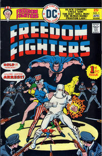 Cover Thumbnail for Freedom Fighters (DC, 1976 series) #1