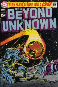 Cover Thumbnail for From Beyond the Unknown (DC, 1969 series) #3