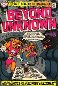 Cover Thumbnail for From Beyond the Unknown (DC, 1969 series) #4