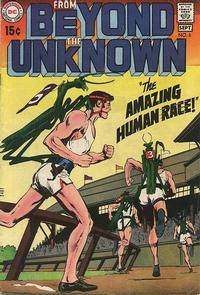 Cover Thumbnail for From Beyond the Unknown (DC, 1969 series) #6