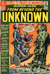 Cover Thumbnail for From Beyond the Unknown (DC, 1969 series) #8