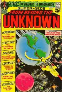 Cover Thumbnail for From Beyond the Unknown (DC, 1969 series) #9