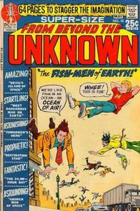 Cover Thumbnail for From Beyond the Unknown (DC, 1969 series) #10