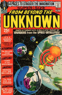 Cover Thumbnail for From Beyond the Unknown (DC, 1969 series) #11