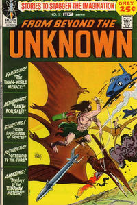Cover Thumbnail for From Beyond the Unknown (DC, 1969 series) #12