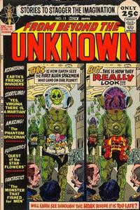 Cover Thumbnail for From Beyond the Unknown (DC, 1969 series) #13