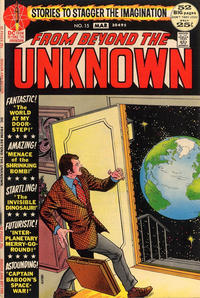 Cover Thumbnail for From Beyond the Unknown (DC, 1969 series) #15