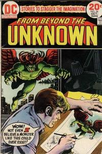 Cover Thumbnail for From Beyond the Unknown (DC, 1969 series) #24
