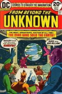 Cover Thumbnail for From Beyond the Unknown (DC, 1969 series) #25