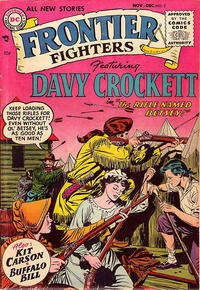 Cover Thumbnail for Frontier Fighters (DC, 1955 series) #2