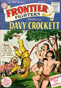 Cover Thumbnail for Frontier Fighters (DC, 1955 series) #3