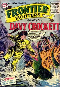 Cover Thumbnail for Frontier Fighters (DC, 1955 series) #5