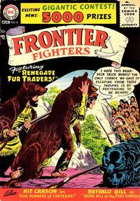 Cover Thumbnail for Frontier Fighters (DC, 1955 series) #6