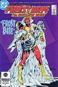 Cover Thumbnail for The Fury of Firestorm (DC, 1982 series) #20 [Direct]
